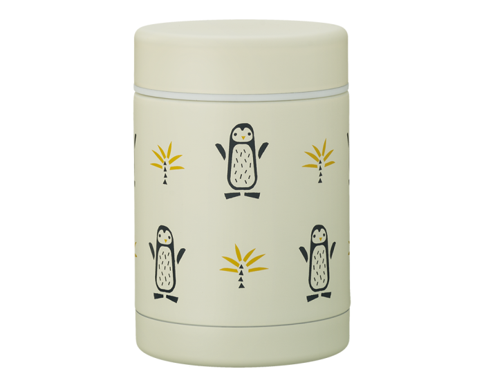 Fresk Thermos Food Jar 300ml Θερμός Φαγητού - Penguin