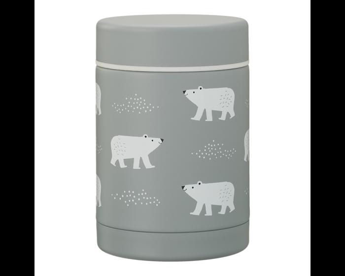 Fresk Thermos Food Jar 300ml Θερμός Φαγητού - Polar Bear