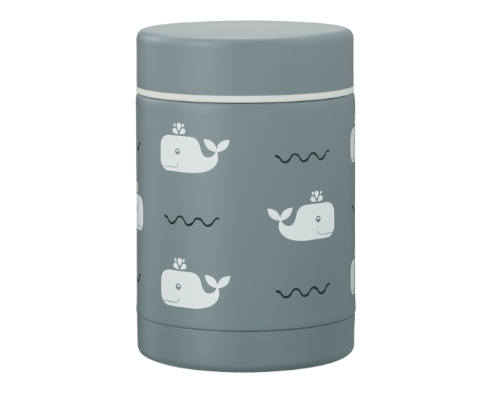 Fresk Thermos Food Jar 300ml Θερμός Φαγητού - Whale