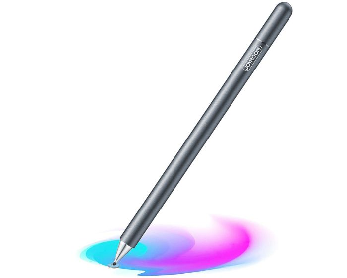 Joyroom JR-BP560 Capacitive Stylus Pen Γραφίδα για Tablet / Smartphone - Grey