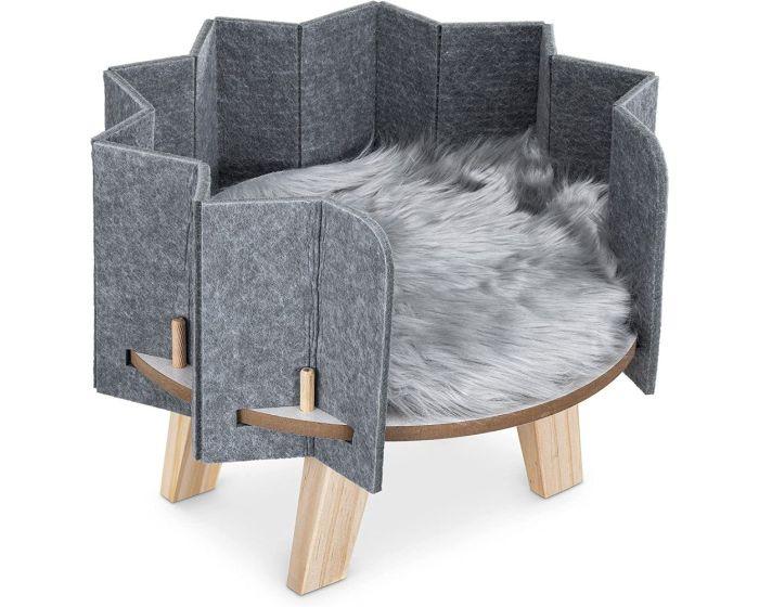 Navaris Modern Elevated Cat Bed (54253.01) Υπερυψωμένο Κρεβάτι για Κατοικίδια