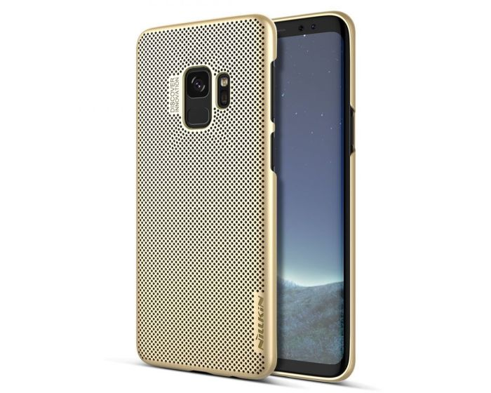 Nillkin Air Case Super Slim Σκληρή Θήκη Gold (Samsung Galaxy S9)