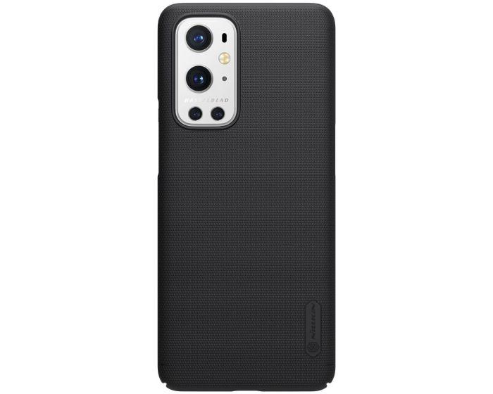 Nillkin Super Frosted Shield Case Σκληρή Θήκη Black + Kickstand (OnePlus 9 Pro)