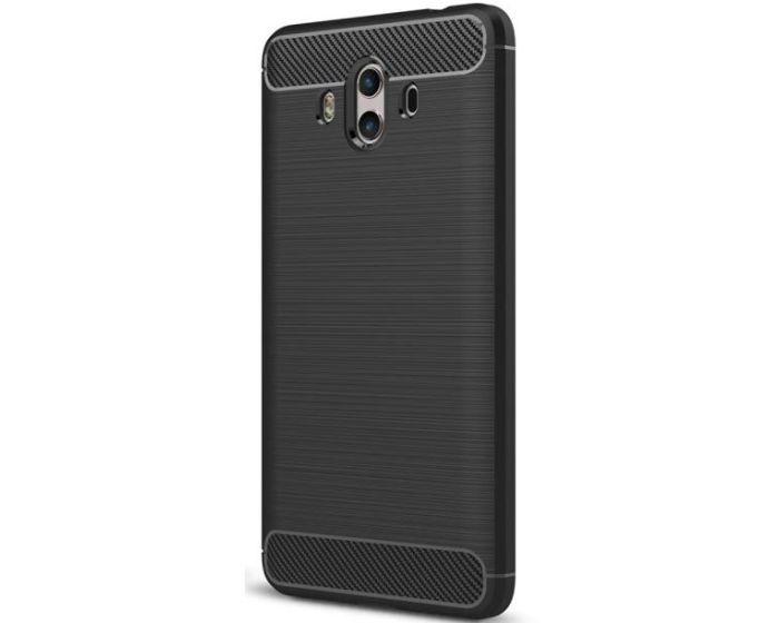TPU Carbon Rugged Armor Case (171533) Black (Huawei Mate 10)