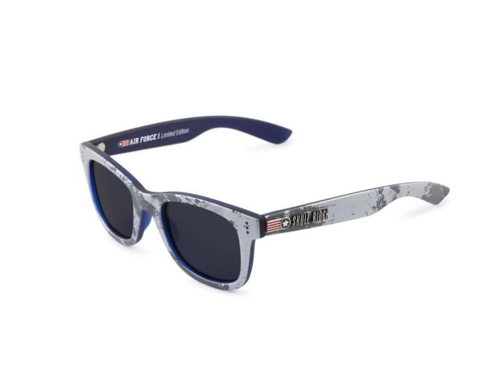 Skull Rider Limited Edition Jorge Lorenzo Sunglasses - Air Force New One