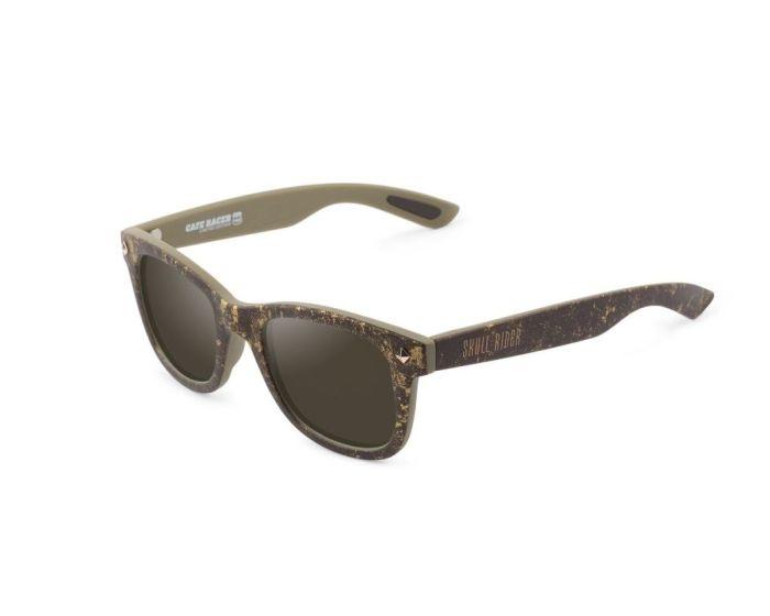 Skull Rider Limited Edition Jorge Lorenzo Sunglasses - Cafe Racer