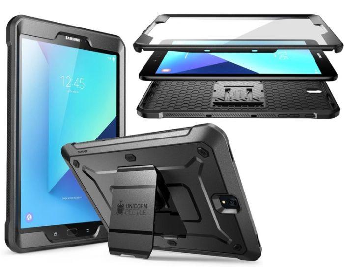 SUPCASE Ανθεκτική Θήκη Unicorn Beetle Pro - Black (Samsung Galaxy Tab S3 9.7'' - T820 / T825)