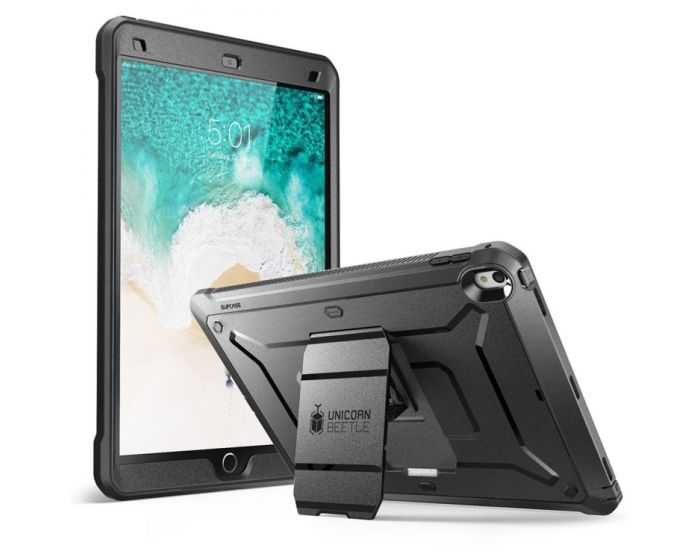 SUPCASE Ανθεκτική Θήκη Unicorn Beetle Pro - Black (iPad Pro 10.5'')