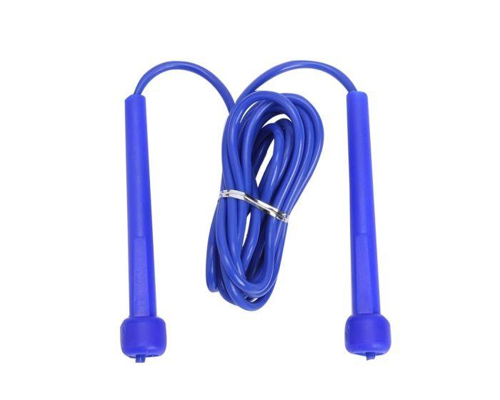 Skipping Rope Crossfit PVC Σχοινάκι Γυμναστικής Blue