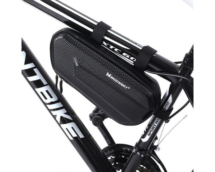 Wozinsky Bicycle Frame Bag 1.5L (WBB10BK) Τσαντάκι Ποδηλάτου Black