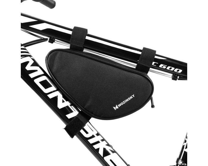 Wozinsky Bicycle Frame Bag 1.5L (WBB11BK) Τσαντάκι Ποδηλάτου Black