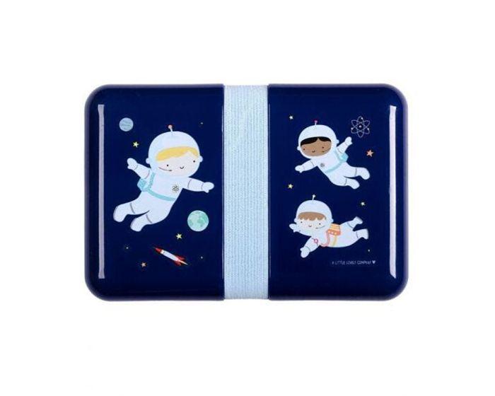 A Little Lovely Company Lunch Box Δοχείο Φαγητού - Astronauts