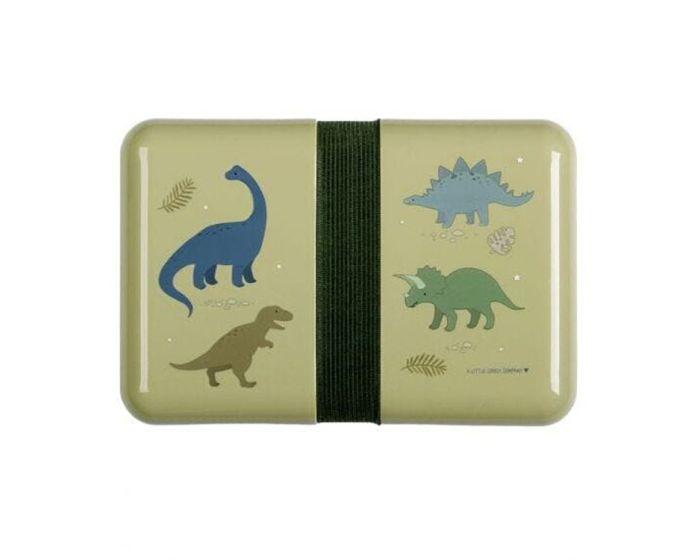 A Little Lovely Company Lunch Box Δοχείο Φαγητού - Dinosaurs