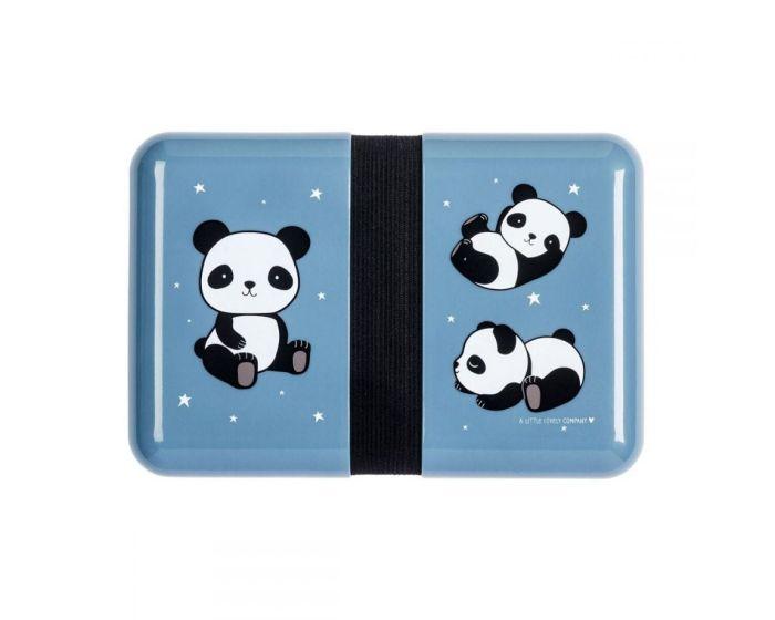 A Little Lovely Company Lunch Box Δοχείο Φαγητού - Panda