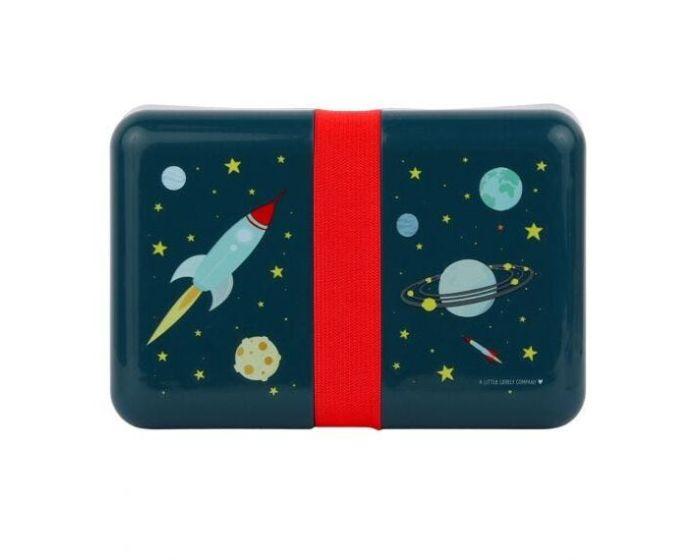 A Little Lovely Company Lunch Box Δοχείο Φαγητού - Space