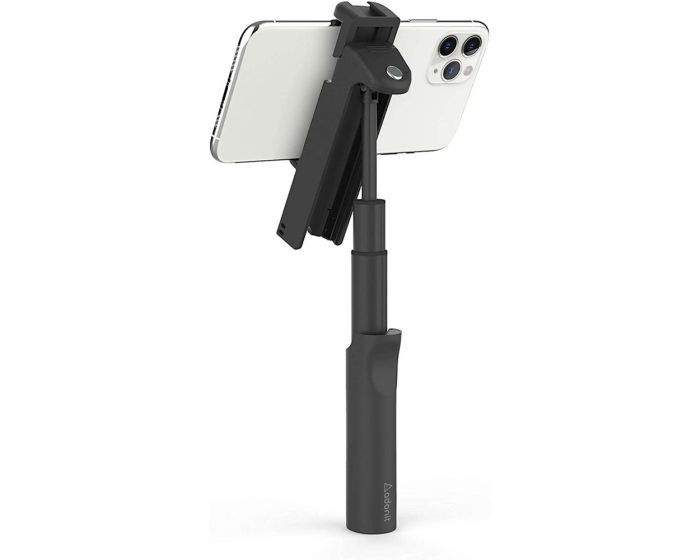 Adonit V-Grip 7in1 Bluetooth Selfie Stick and Stand - Black