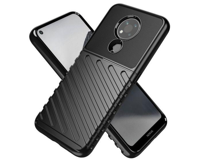 Anti Shock Rugged Armor Thunder Tough Case Black (Nokia 3.4)