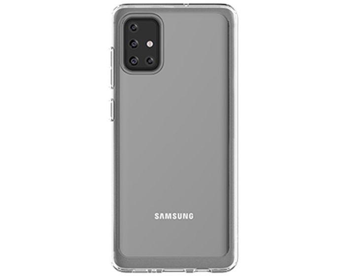 Araree A Cover Ανθεκτική Θήκη Σιλικόνης Clear (Samsung Galaxy A71)