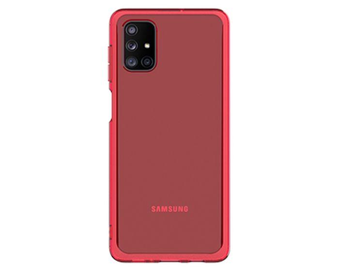 Araree M Cover Ανθεκτική Θήκη Σιλικόνης Red (Samsung Galaxy M51)