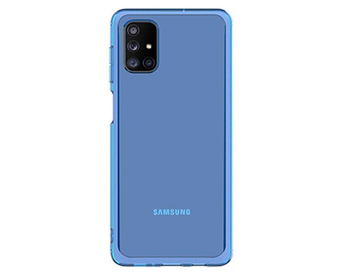 Araree M Cover Ανθεκτική Θήκη Σιλικόνης Blue (Samsung Galaxy M51)