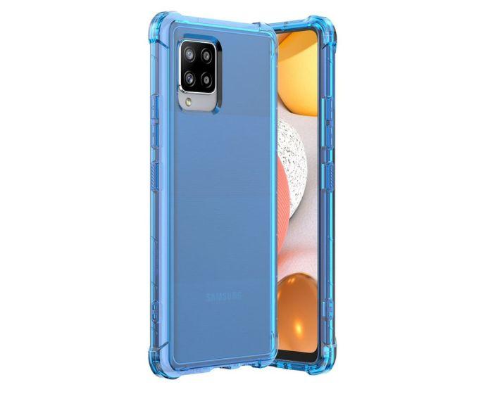 Araree Mach Case Ανθεκτική Θήκη Σιλικόνης Blue (Samsung Galaxy A42 5G)