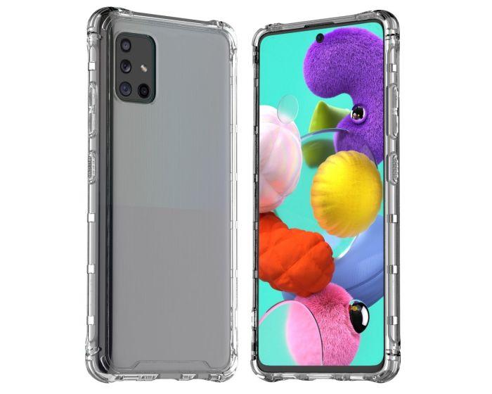 Araree Mach Case Ανθεκτική Θήκη Σιλικόνης Clear (Samsung Galaxy A51 5G)