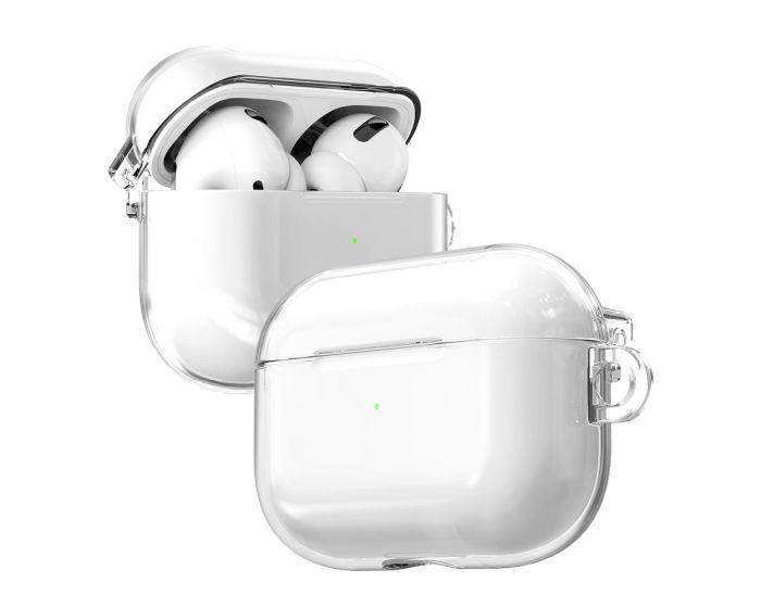 Araree Nukin Case Σκληρή Θήκη για Apple AirPods Pro - Clear