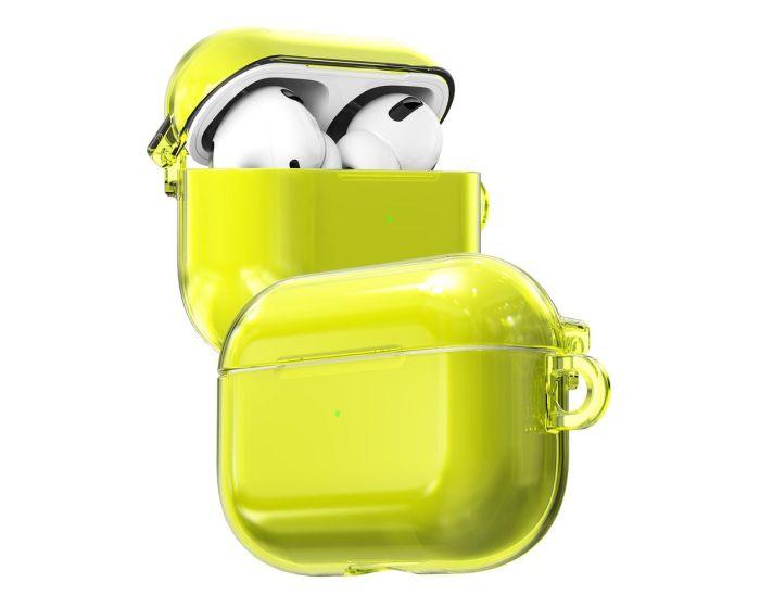 Araree Nukin Case Σκληρή Θήκη για Apple AirPods Pro - Neon Yellow