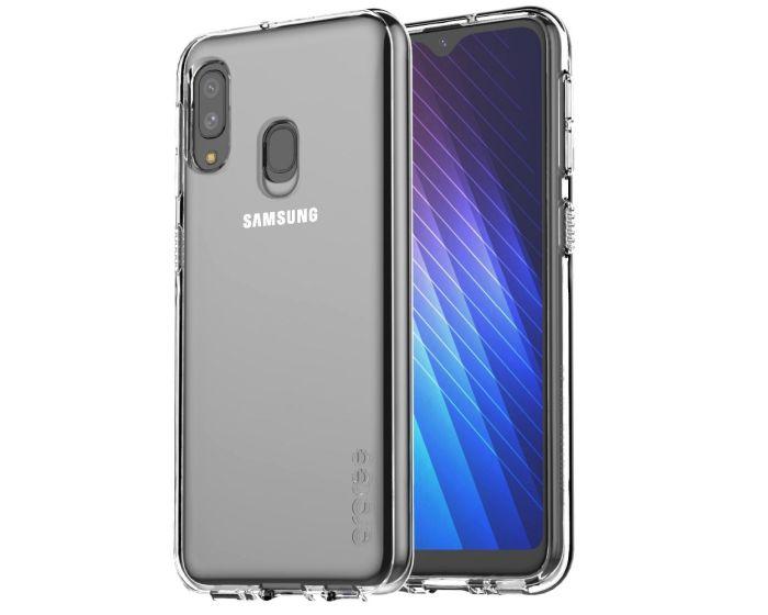 Araree A Cover Ανθεκτική Θήκη Σιλικόνης Clear (Samsung Galaxy A20e)