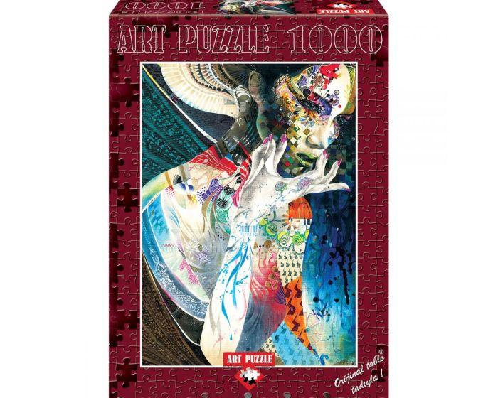 Art Puzzle 1000 Τμχ Puzzle Indian - Minjaee Lee