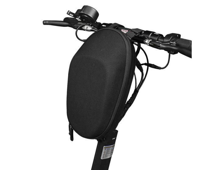 B-SOUL Waterproof Hardpouch for Electric Scooter 6L (YA300) Μπροστινή Τσάντα Αποθήκευσης Black