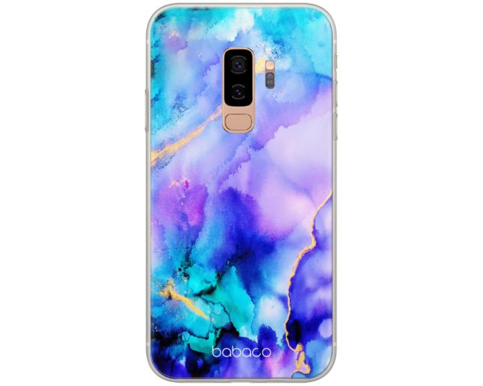 Babaco Abstract Silicone Case Θήκη Σιλικόνης 011 Multicolor (Samsung Galaxy S9 Plus)