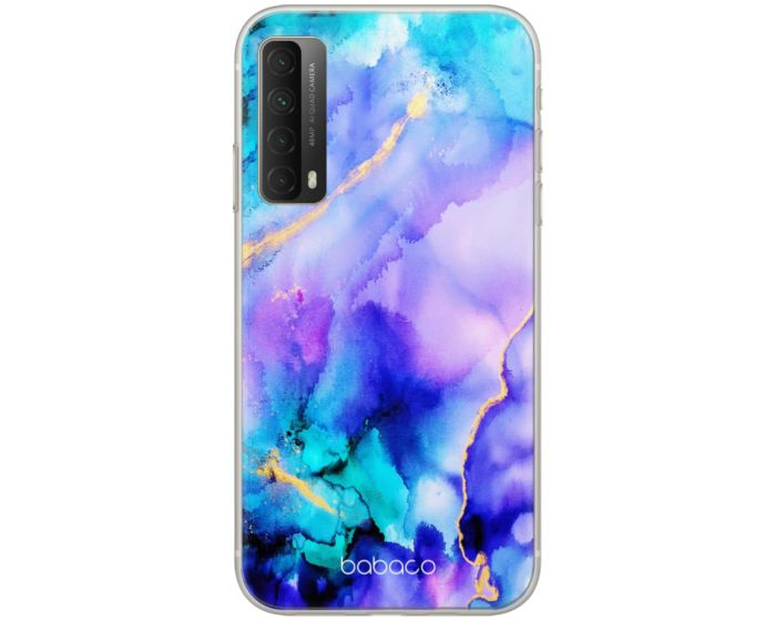 Babaco Abstract Silicone Case Θήκη Σιλικόνης 011 Multicolor (Huawei P Smart 2021)