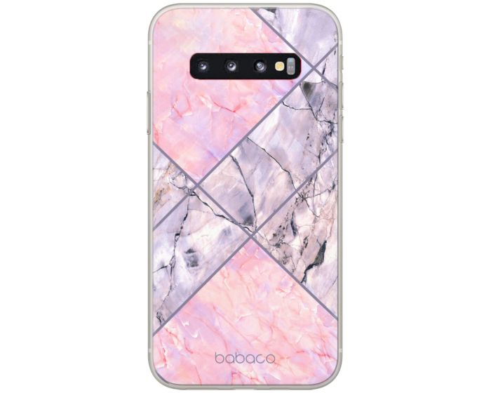 Babaco Abstract Silicone Case Θήκη Σιλικόνης 036 Multicolor (Samsung Galaxy S10 Plus)