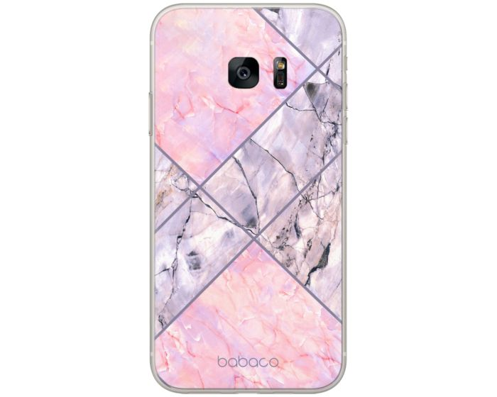 Babaco Abstract Silicone Case Θήκη Σιλικόνης 036 Multicolor (Samsung Galaxy S7)
