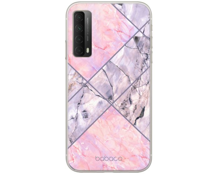 Babaco Abstract Silicone Case Θήκη Σιλικόνης 036 Multicolor (Huawei P Smart 2021)