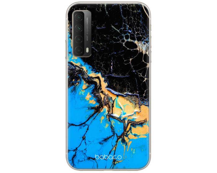 Babaco Abstract Silicone Case Θήκη Σιλικόνης 023 Multicolor (Huawei P Smart 2021)