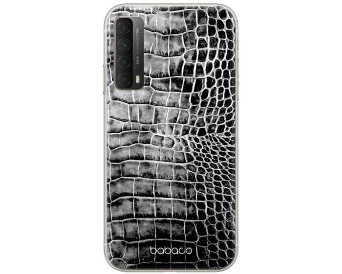 Babaco Animals Silicone Case Θήκη Σιλικόνης 003 Gray (Huawei P Smart 2021)