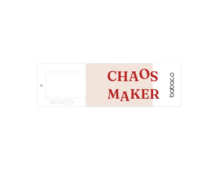 Babaco Webcam Camera Cover Κάλυμμα Κάμερας Laptop 90's Girl - Chaos Maker