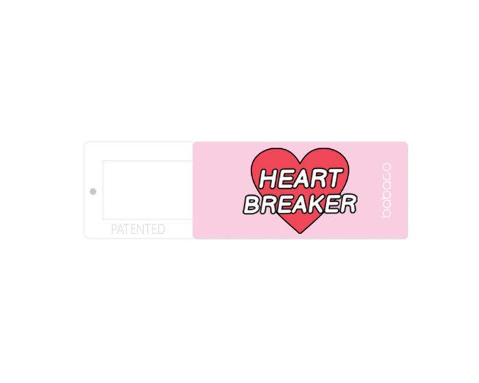 Babaco Webcam Camera Cover Κάλυμμα Κάμερας Laptop 90's Girl - Heart Breaker