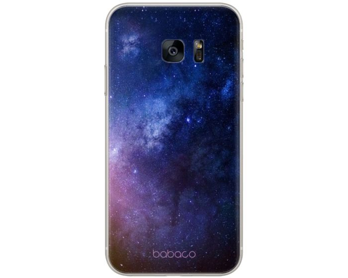 Babaco Nature Silicone Case Θήκη Σιλικόνης 003 Multicolor (Samsung Galaxy S7)