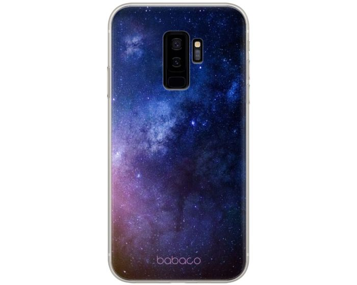 Babaco Nature Silicone Case Θήκη Σιλικόνης 003 Multicolor (Samsung Galaxy S9 Plus)