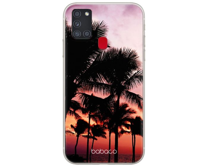 Babaco Nature Silicone Case Θήκη Σιλικόνης 001 Multicolor (Samsung Galaxy A31)