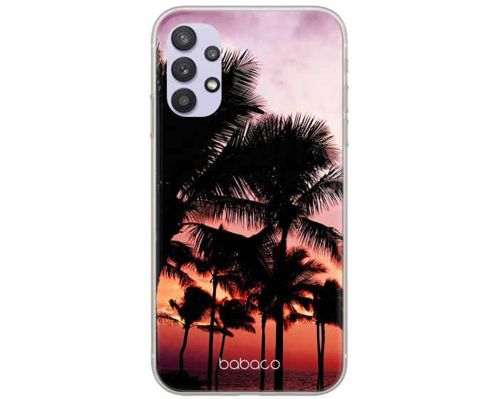 Babaco Nature Silicone Case Θήκη Σιλικόνης 001 Multicolor (Samsung Galaxy A32 4G)