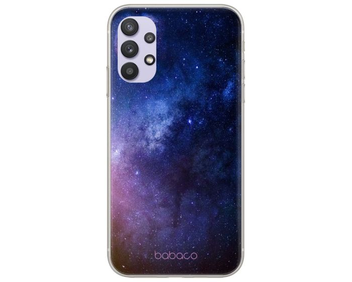 Babaco Nature Silicone Case Θήκη Σιλικόνης 003 Multicolor (Samsung Galaxy A32 4G)