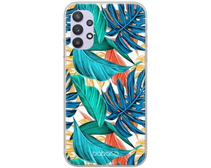 Babaco Plants Silicone Case Θήκη Σιλικόνης 005 Multicolor (Samsung Galaxy A32 4G)
