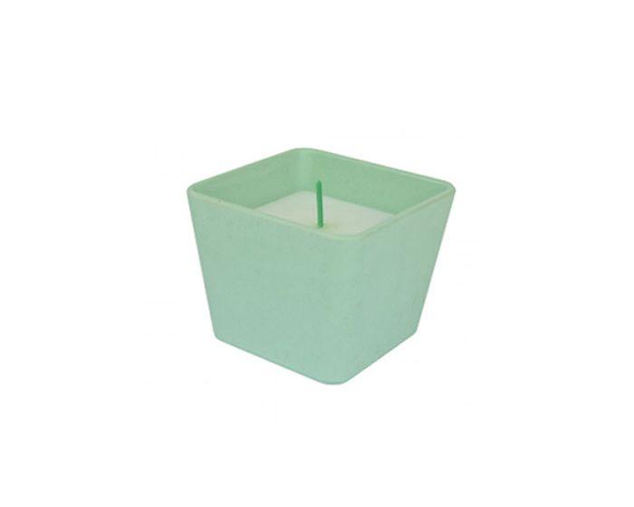 Woodway Bamboo Candle Αρωματικό κερί 2 σε 1 με Βιοδιασπώμενους Σπόρους - Apple Delight