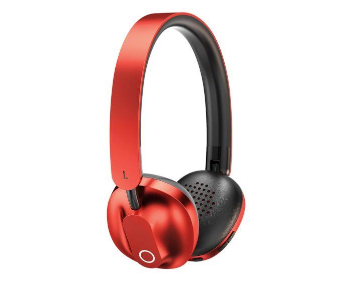 Baseus Encok Wireless Headphones D01 (NGD01-09) Red