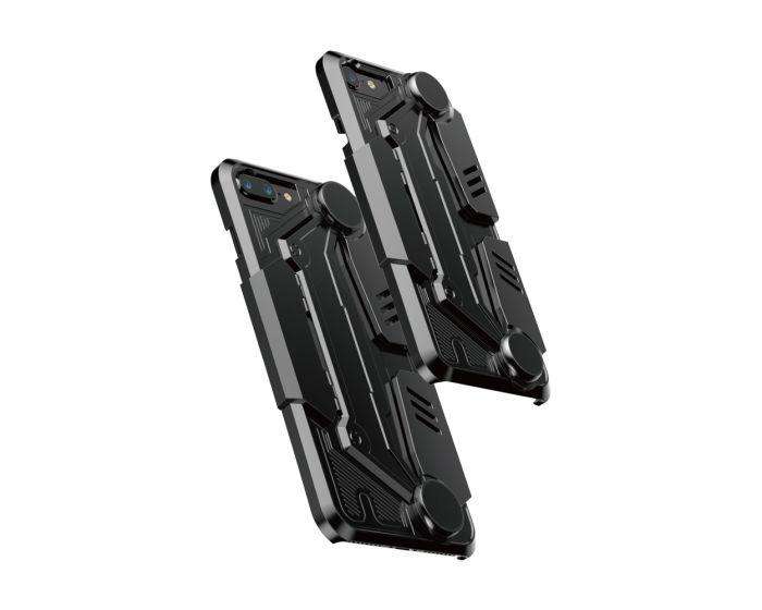 Baseus Gamer Gamepad Case (WIAPGM-A01) Θήκη Black (iPhone 7 / 8 / SE 2020)