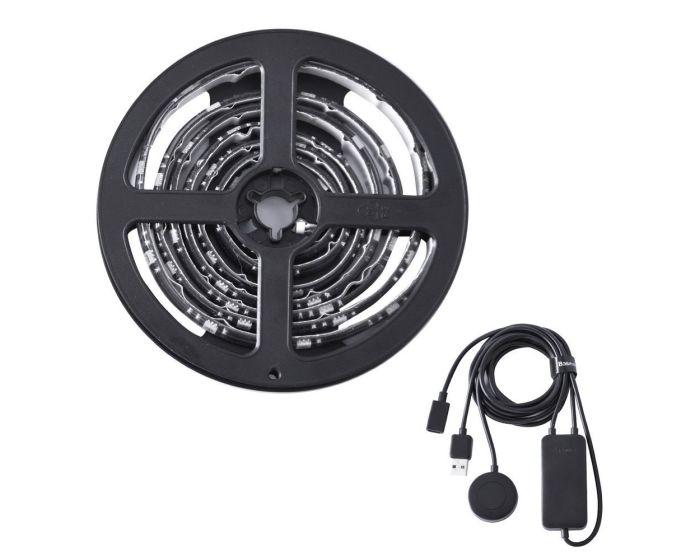 Baseus Gamo Cool Black LED Strip 5W 1.5m (DGKU-01) LED Ταινία RGB με Τηλεκοντρόλ
